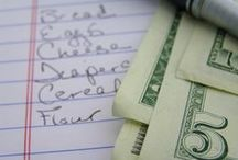 Budgeting & Money Saving Tips / by Tiffany Bennett