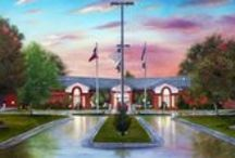 Arkansas Jacksonville & Red Devils / by Joan Tallent