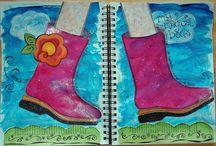 crafts / by Ingrid Olson Margason