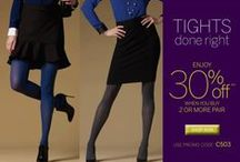 Silkies.com Sales & Promos / Amazing, limited-time offers available only at Silkies.com! / by Silkies Hosiery