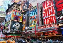 Broadway, Here I Come / Broadway or Bust! / by Madeleine Blossom
