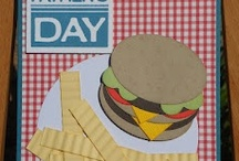 Cards Masculine/Father's Day / by Joan Tallent
