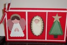 Cards Christmas Angels / by Joan Tallent
