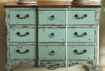 Painted Furniture / by Diana ,Vintage Diana 72