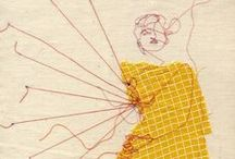 Fashion Illustrations / by Brit Braun