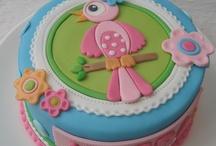 TBT Voorbeeld Taarten Cake Examples / voorbeeld taarten, cake decorating / by nuala