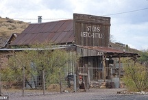 New Mexico Ghost Towns / by New Mexico True