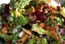 Side dishes /Salads / by Jacci Laramy Berg