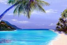 The Art of Tropical Paradise  / by Mashella Johnson