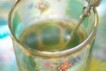 Tea & fancy / I frigging love tea!  & I'm fancy. / by Niki Atchison