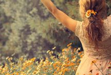 A little greener / Nature, flowers, country, fresh air, freedom / by Niki Atchison