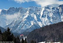 Carpathian Mountains - winter / Images of Romania's Carpathian Mountains. Rare wildlife refuges and vast unspoiled land awaiting exploration! / by Romania Tourism