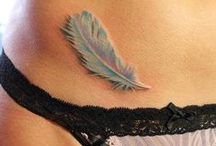 Tattoo infatuation  / by Leila Khanum