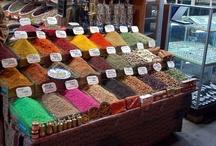 Spices  / by Bhakti Chai