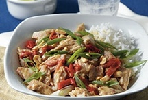 MyPlate: Healthy Meals / Healthy meal recipes inspired by the choosemyplate.gov model. / by Palm Beach Illustrated