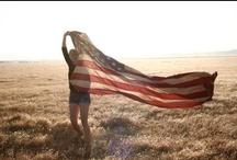 americana / the land I love / by Holly Okubo