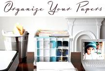 Organization / by Rachel Hopper
