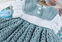 Crochet and Knitting / by Rita Miller