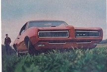 Pontiac: 85 Years of Excitement / by Christy Toth-Smith