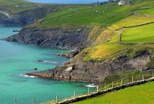 Ireland: Emerald Isle / by Christy Toth-Smith