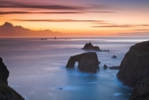 Cornwall: Land's End / by Christy Toth-Smith