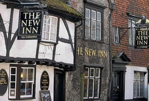 English Pubs, Inns, & Tearooms / by Christy Toth-Smith
