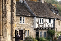 English Villages & Cities / by Christy Toth-Smith