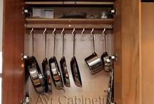 Organization - Kitchen / by Rachel Hopper