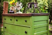 Chalk Paint Furniture / by Penny Miner