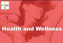 Health and Wellness / Your Health Equals Being Happy! / by PositiveMed