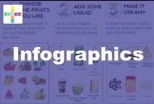 Infographics / The best and most informative infographics about health and wellness! / by PositiveMed