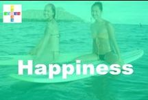 Happiness / by PositiveMed