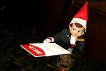 INSPIRE | Elf on the Shelf / Elf on the Shelf Comes to Auburn! / by The Hotel at Auburn University