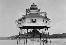 Lighthouse / by Martha Hopkins Skarlinski