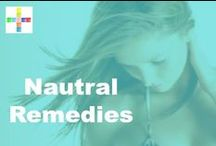 Natural Remedies / A collection of amazing natural and home remedies you can use for common problems. / by PositiveMed