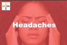 Headaches / Information about headaches from PositivMed. / by PositiveMed