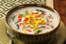 Savory Soups / by Amy Filicetti-Taylor