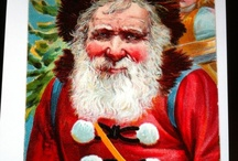 santa / by Donna Merry-Walters