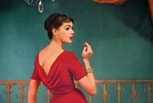 Vintage Clothing / by Symphonie Fantastique
