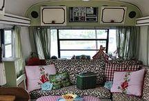 Vintage Campers! / by Junknista (Kirsten Arbo)