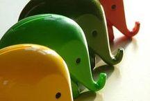 Elephants, elephants, elephants! / by Zengerine