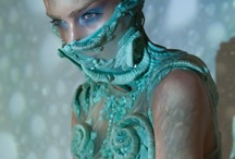 Aqua ~Turquoise  / by Jules Whitlow