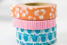 washi-tape / by Giova Brusa