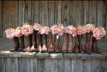 My Country Wedding(: / by Brooke Underwood