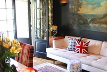 SpicyHOME / Living / by Jessie Artigue / Style & Pepper