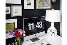 SpicyHOME / Working / by Jessie Artigue / Style & Pepper
