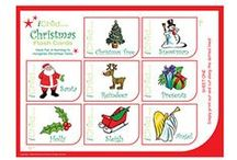 Christmas Activities for Children / A range of activities and crafts for the Christmas season! Visit iChild.co.uk for thousands more themed activities for children aged 0 - 11 years. / by iChild.co.uk