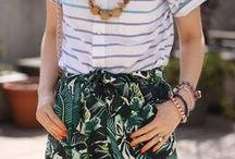 SpicyTREND / Mixed Prints / by Jessie Artigue / Style & Pepper