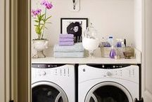Laundry Rooms / by Delightful Order