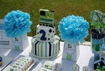 Baby Shower Ideas - Boy / Baby Shower planning is my most favorite thing to do... I love it, and I'm really good at it. I've been planning baby showers all my life. When I found out about Pinterest, thank you Deanie Christy and Rose Davis, naturally Baby Shower Ideas were going to be apart of my inspirational boards. I hope you've enjoyed what I've found!! :) An added plus... My beautiful sister and her wonderful husband plan to get pregnant soon, so I want to be ready!!! / by Lorena Isabel